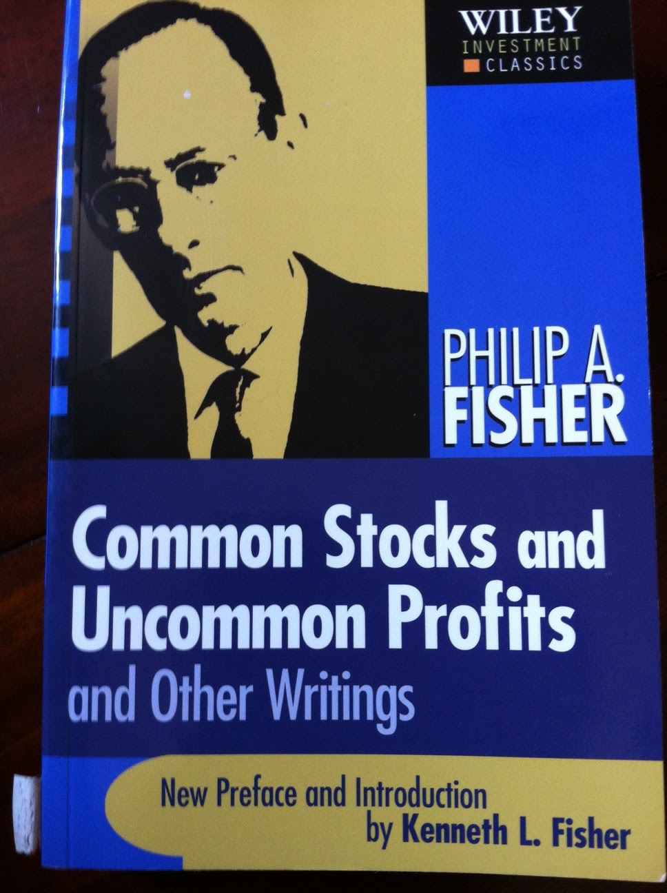 Clear Eyes Investing: Philip Fisher's 15 Points to Look for in a ...