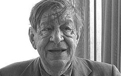 Blue Positive: Happy Birthday, Dear Wystan Hugh Auden