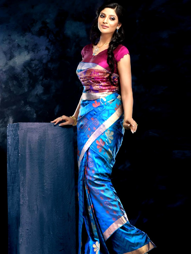 New Fashion Lay Latest Fashion Trend Latest Kalyan Silk