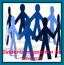 Evidenta membrilor SCMD (sectiune de uz intern)