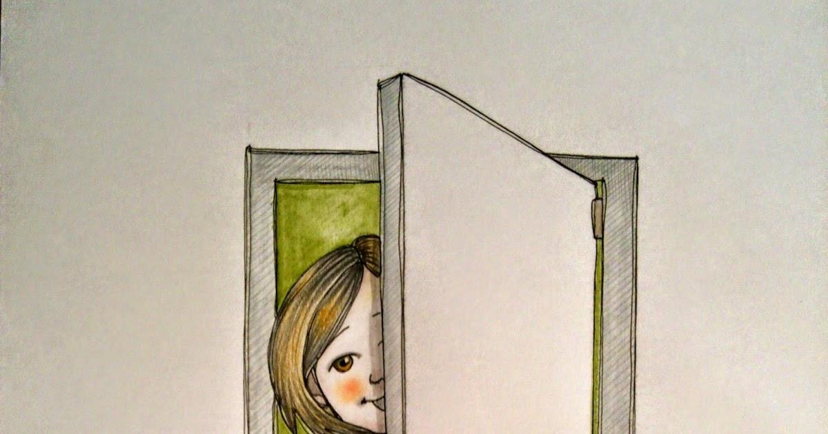 Cada d a un dibujo 13 de junio de 2014 puertas por abrir - Dibujos de puertas ...