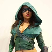 Hot Cosplay: Arrow en versión femenina