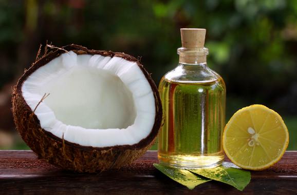 Cách làm kem tắm trắng bằng dầu dừa
