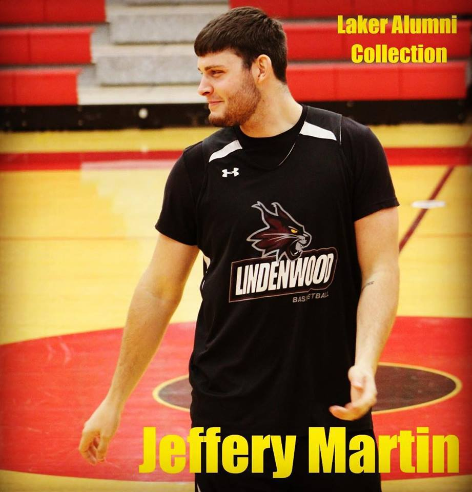 Jeffery Martin - Laker Alumni Collection