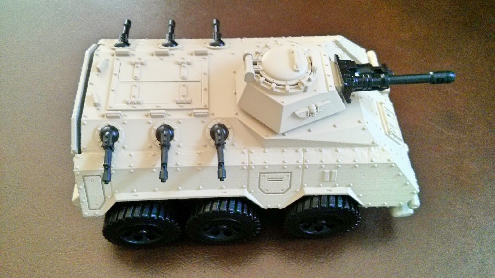 Astra Militarum, Imperial Guard, Wheeled, Conversion, Chapterhouse