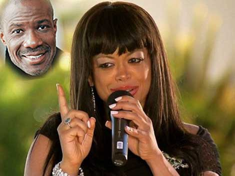 Francis Paternity Scandal Her child's father is BISHOP NOEL JONES
