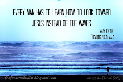 Every man has to learn to look toward Jesus - a book review...