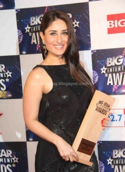 bollywood, tollywood, hot, Kareena, Kapoor, at, Big, Awards