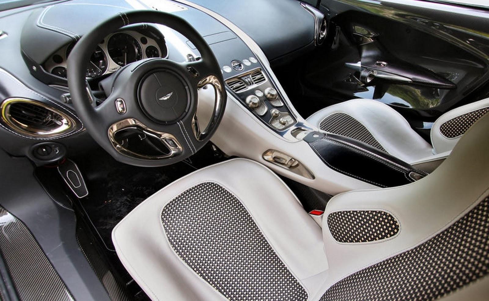 Aston Martin One-77 Wallpaper