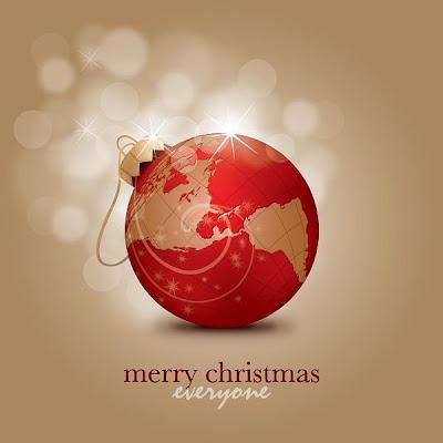 Christmas Ornament, Merry Christmas, christmas card, red christmas ornament