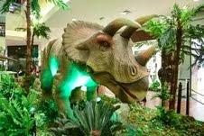 """""""O Mundo dos Dinossauros"""" chega ao ParkShoppingCampoGrande"""
