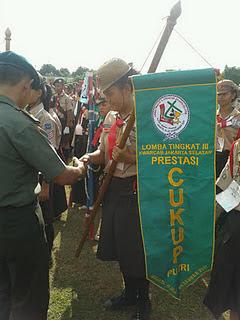 PRESTASI CUKUP LOMBA TINGKAT III JAKARTA SELATAN