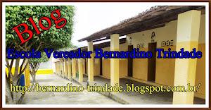 Blog Escola Vereador Bernardino Trindade