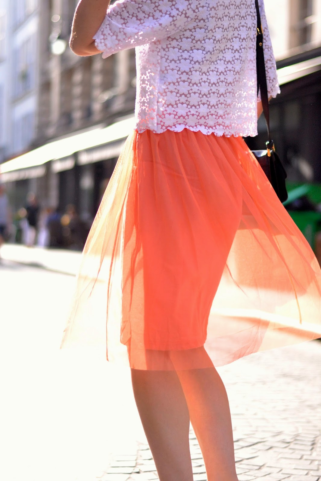 Floaty skirt