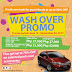 Honda's Washover Promo: Make Your Car Look New Again!