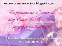 1º Sorteio do Blog ♥