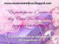 1º Sorteio do Blog ♥