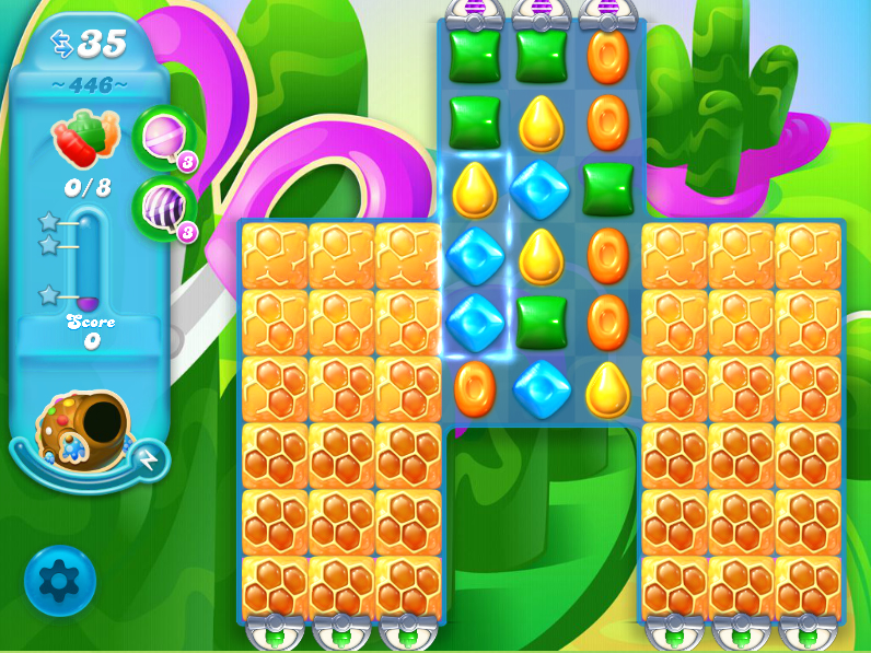 Candy Crush Soda 446