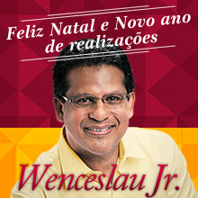 MENSAGEM DE NATAL DE WENCESLAU JR
