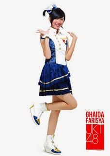 Foto dan Biodata JKT48 Gaida Farisya