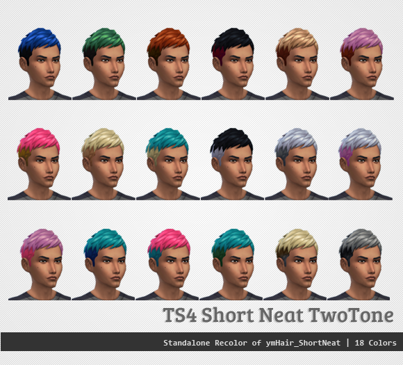 how to change hair in sims 4