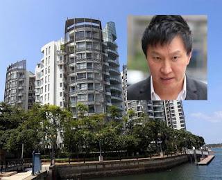Kong Hee penthouse