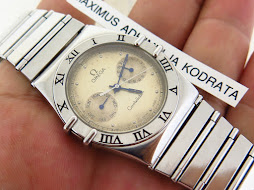 OMEGA CONSTELLATION - QUARTZ