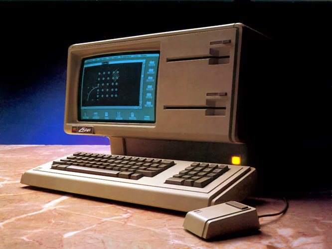 Apples Lisa Released In 1983 Was The First Home Computer To Use A Graphical Interface Instead Of Typing Out Code Like Before Talk With