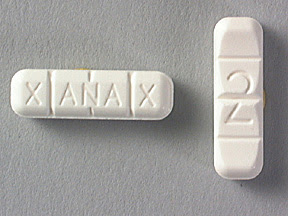 Does xanax help with speech anxiety