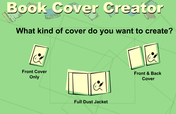 Book Cover Maker Free : Avantfind