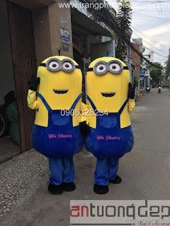 may mascot minions
