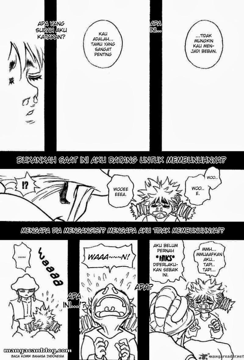 Dilarang COPAS - situs resmi www.mangacanblog.com - Komik hunter x hunter 258 - 1 - 2 259 Indonesia hunter x hunter 258 - 1 - 2 Terbaru 8|Baca Manga Komik Indonesia|Mangacan