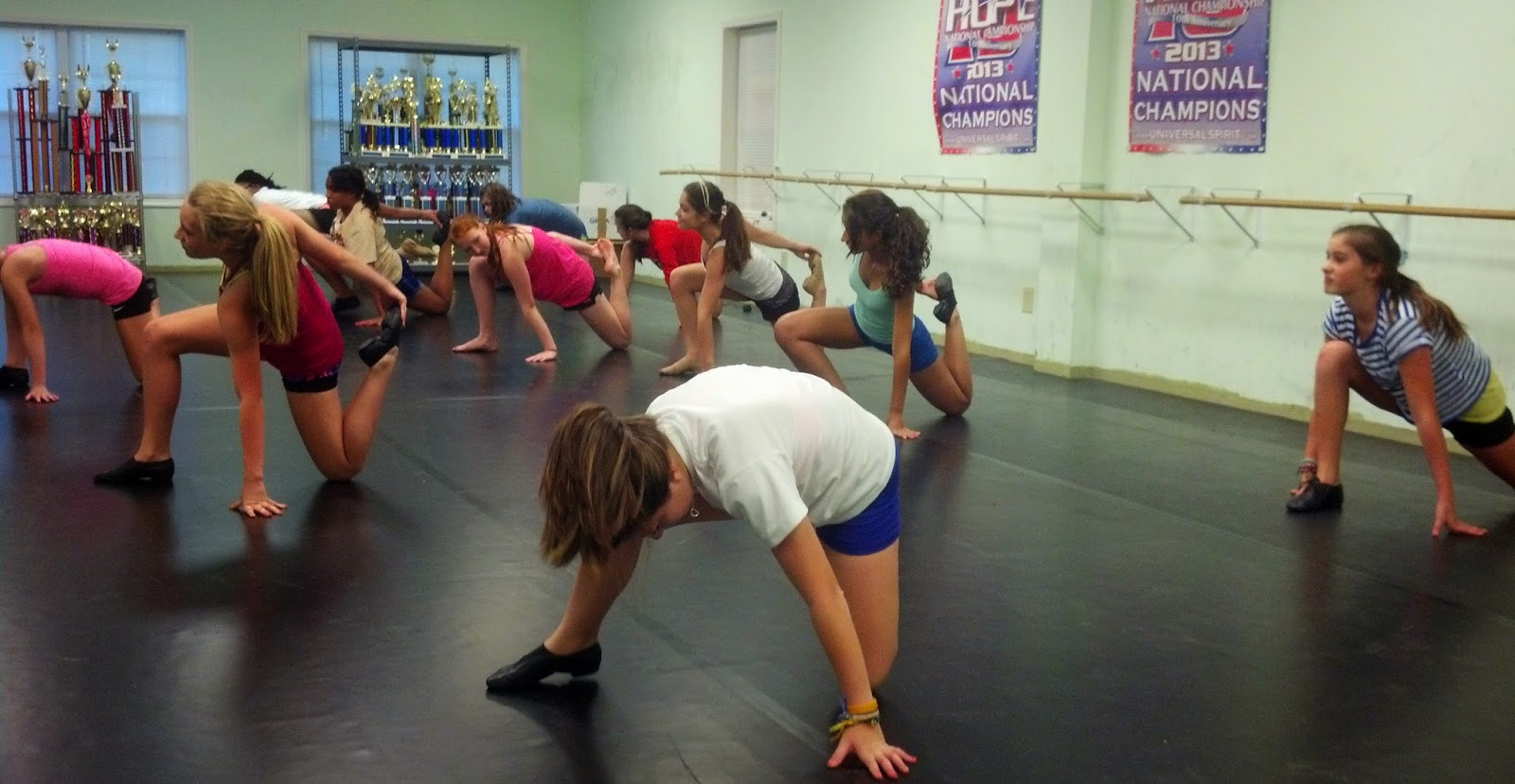 teen dance classes charlotte nc