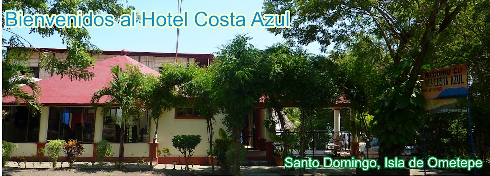 Hotel Costa Azul Ometepe