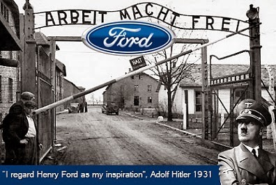 Henry Ford un Nazi y un Mason.