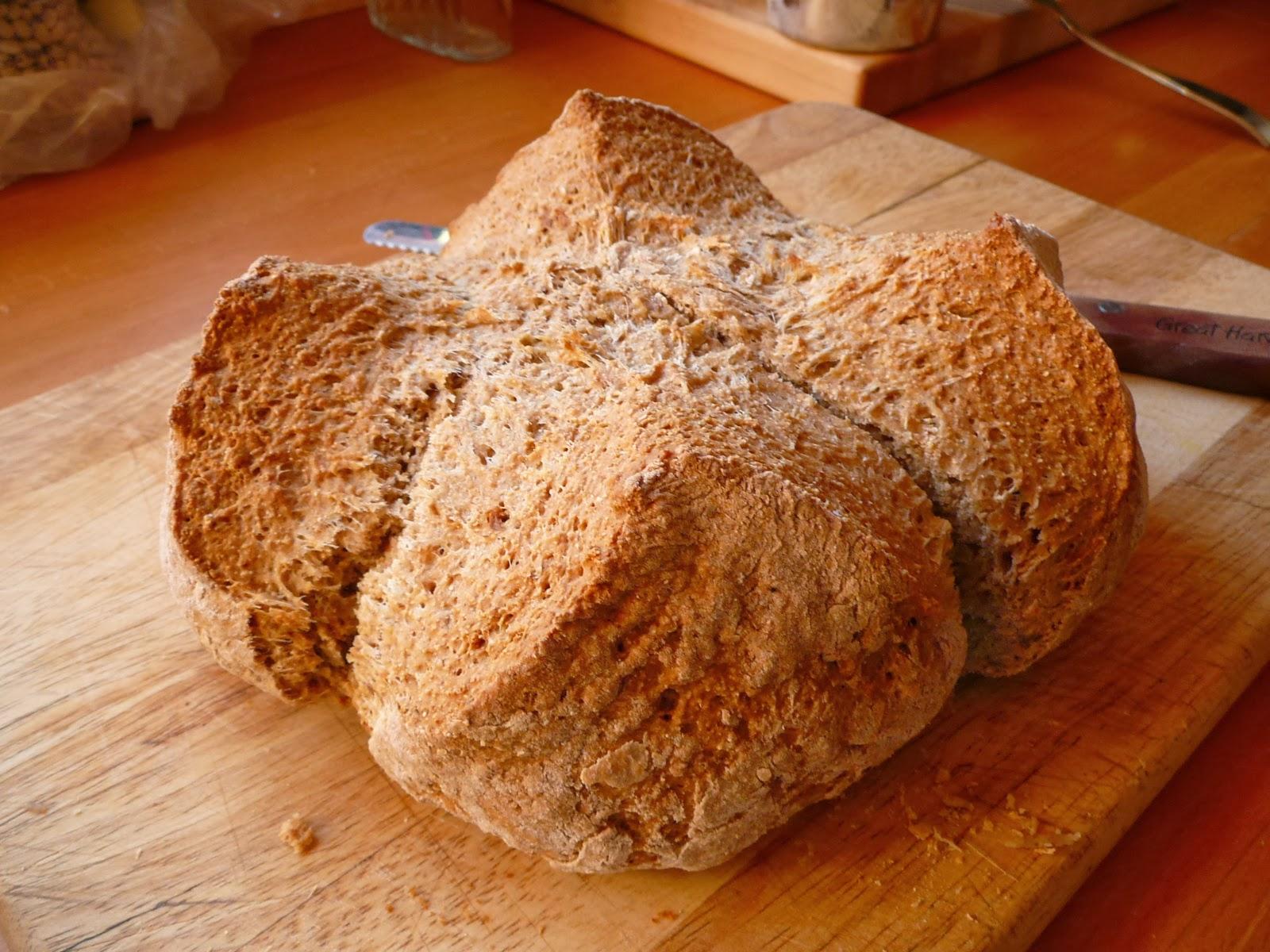 Home for Dinner: Prairie Kitchens - Irish Soda Bread