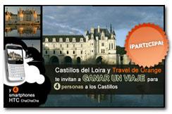 Concurso Castillos del Loira