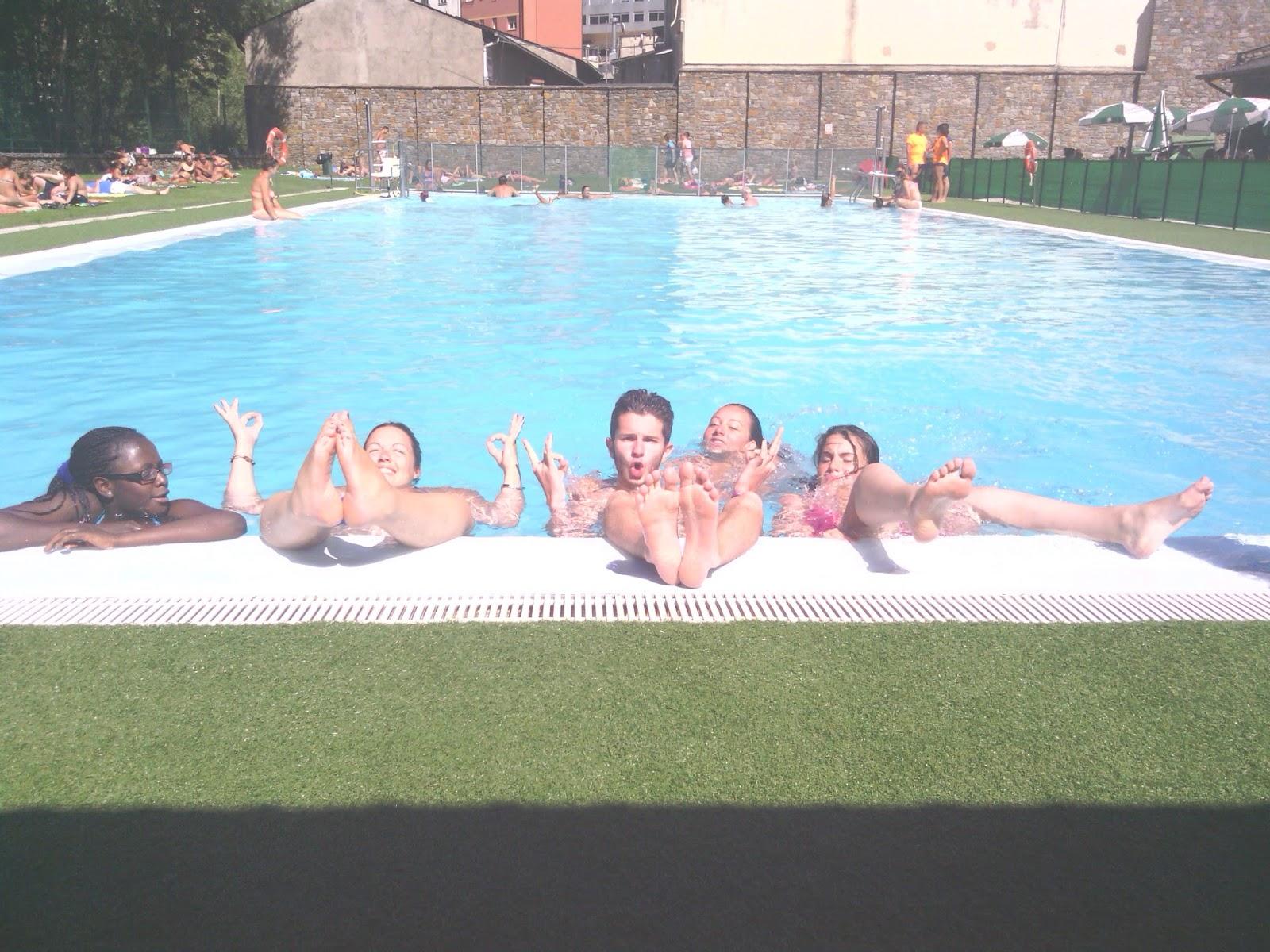Andorre 2013 que ce passe t il la piscine for Piscine andorre caldea