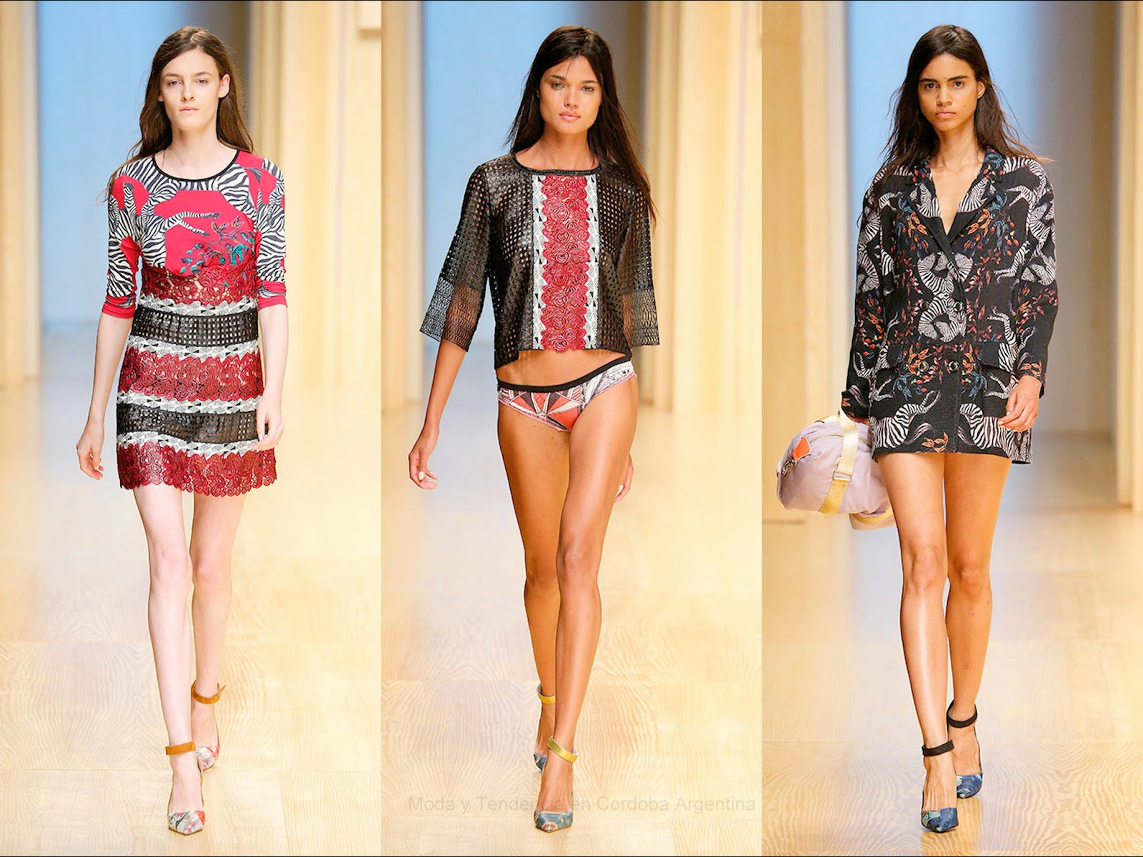moda mujer verano
