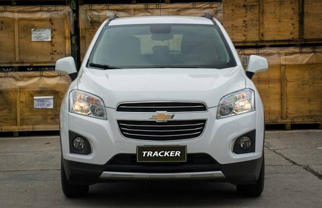Novo Chevrolet Tracker LT 2016