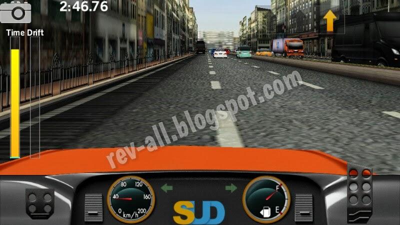 Mulai bermain Dr. Driving (rev-all.blogspot.com)