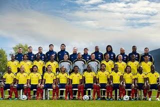 Convocados en la Selección Colombia para jugar las Eliminatorias