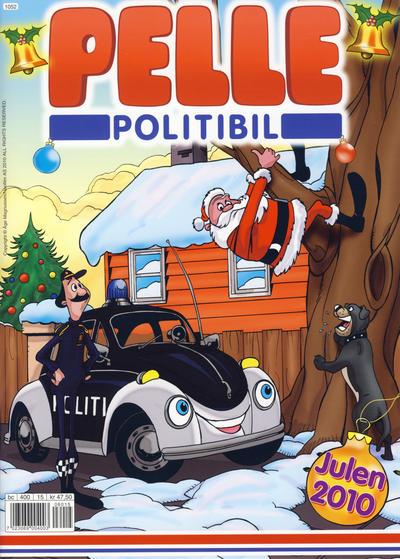 Pelle Politbil Julen 2010
