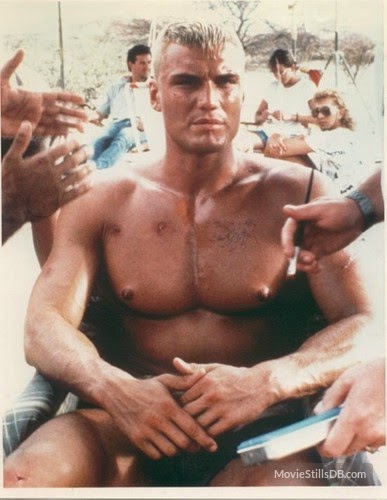 Dolph Lundgren Red Scorpion interview, Joseph Zito Red Scorpion