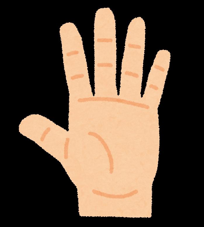 生命線が短い・薄い人の特徴と長生きするのか|子供/左手