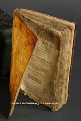 Buku Misteri Dari Kulit Manusia