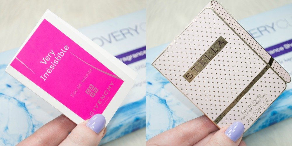 The Fragrance Shop Discovery Club Spring 2015 Box