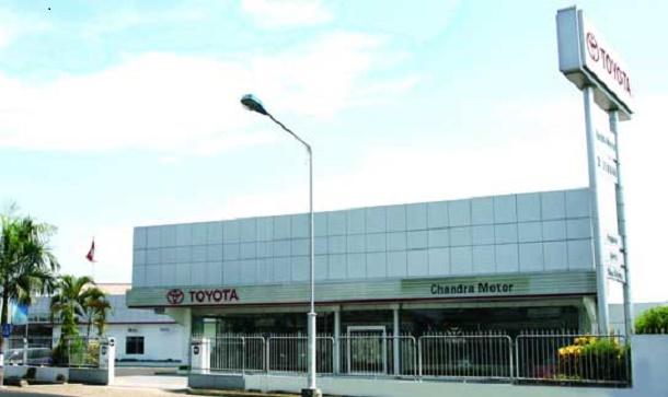 Harga Mobil Nasmoco TOYOTA TEGAL, Jawa Tengah