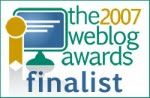 finalista the weblog awards 2007