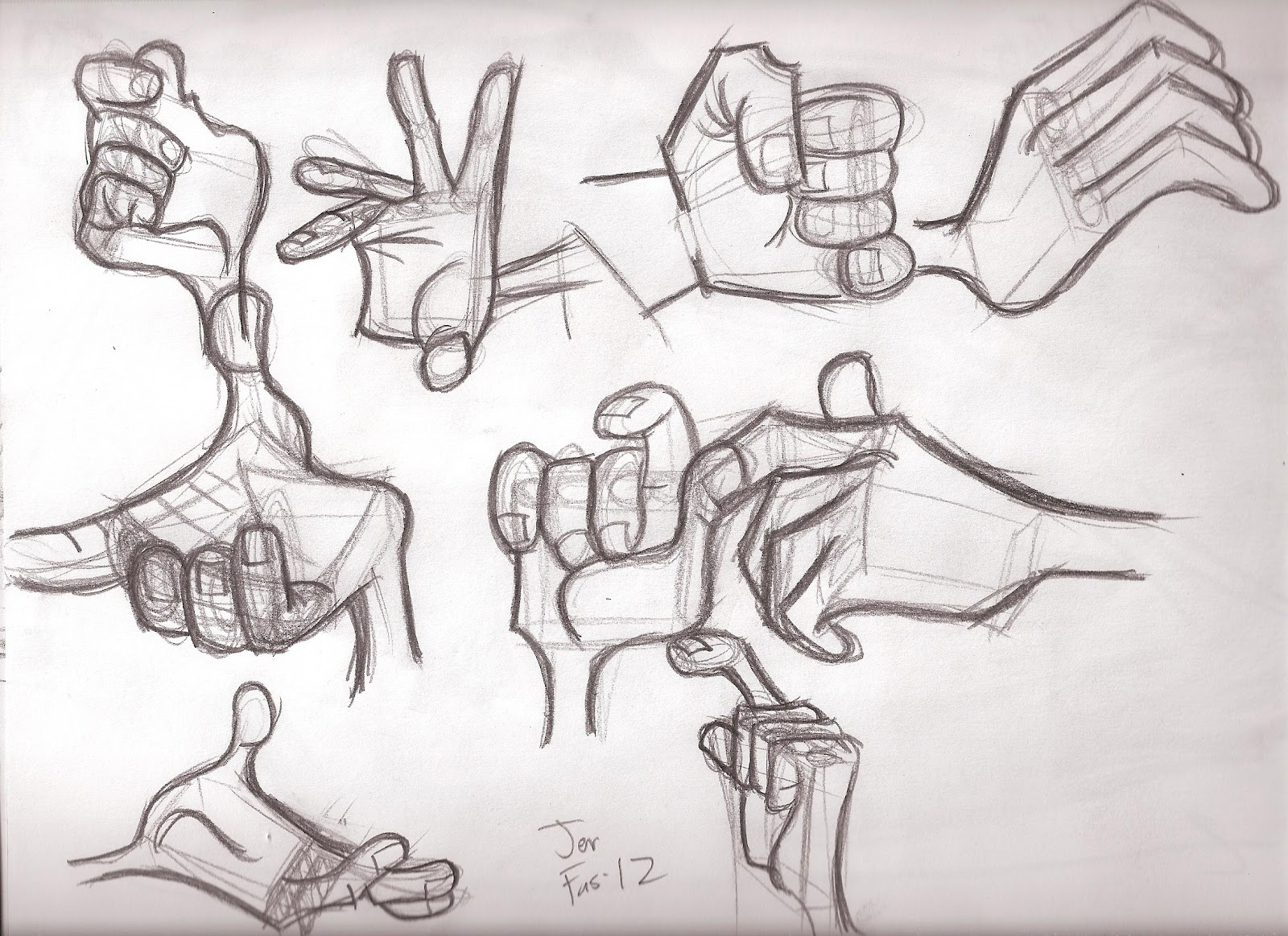 Puppeteer Hands Drawing